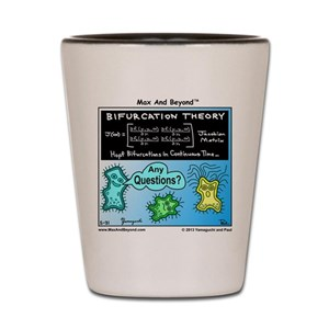 gary larson shot glasses cafepress - How Many Ounces In A Shot Glass