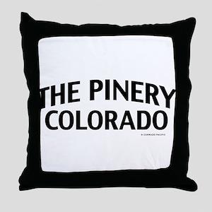 The Pinery Colorado Throw Pillow