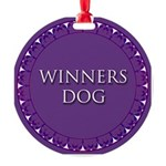 Winners Dog Ornament