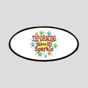 Tap Dancing Sparkles Patches