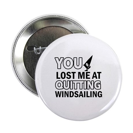 "Windsailing vector designs 2.25"" Button (10 pack)"
