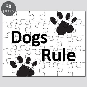 Dogs Rule Puzzle