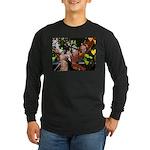 Fire Faerie Long Sleeve Dark T-Shirt
