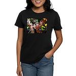 Fire Faerie Women's Dark T-Shirt