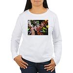 Fire Faerie Women's Long Sleeve T-Shirt