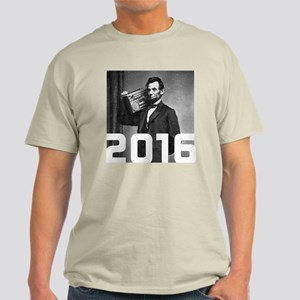 Lincoln 2016 // Men's Campaign Tee