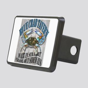 Blue Crab Tavern Hitch Cover