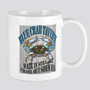 Blue Crab Tavern Mug
