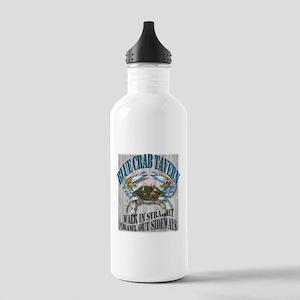 Blue Crab Tavern Water Bottle