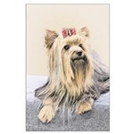 Yorkshire Terrier Large Poster