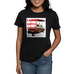 Golfing in Hell Women's Dark T-Shirt