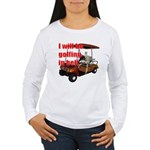 Golfing in Hell Women's Long Sleeve T-Shirt