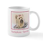 Yorkshire Terrier 11 oz Ceramic Mug