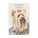 Yorkshire Terrier Mini Poster Print