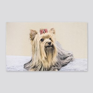 Yorkshire Terrier Area Rug