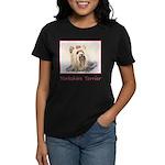 Yorkshire Terrier Women's Dark T-Shirt