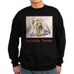 Yorkshire Terrier Sweatshirt (dark)