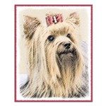 Yorkshire Terrier Small Poster