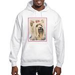 Yorkshire Terrier Hooded Sweatshirt