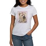 Yorkshire Terrier Women's Classic White T-Shirt