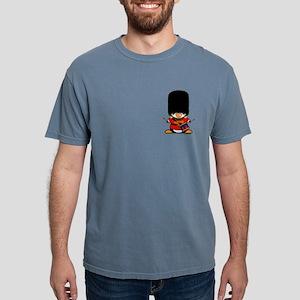 Nutcracker Penguin Mens Comfort Colors Shirt
