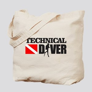 Technical Diver Tote Bag