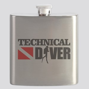 Technical Diver Flask