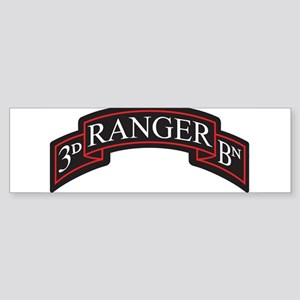 3D Ranger BN Scroll Bumper Sticker