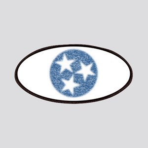 Faded Tennessee Flag Patches