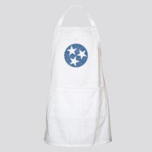 Faded Tennessee Flag Apron