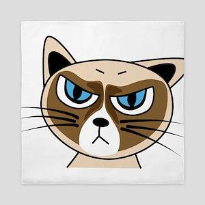 Grumpy Cat Queen Duvet