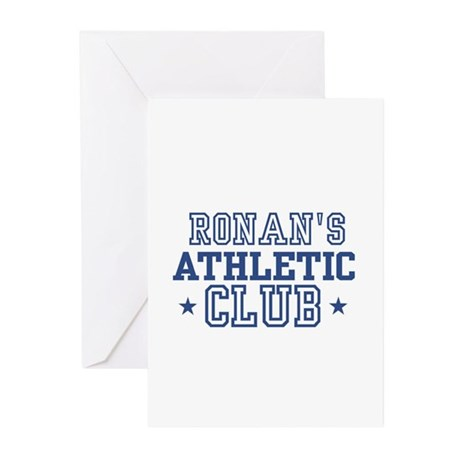 Ronan Greeting Cards (Pk of 10)