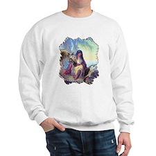 Hawk Woman Sweatshirt