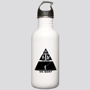 High-Wire Unicycle Stainless Water Bottle 1.0L