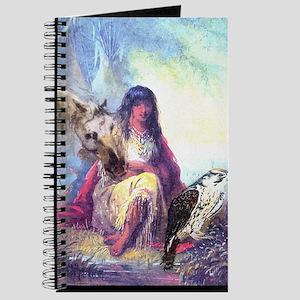 Hawk Woman Journal
