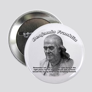 Benjamin Franklin 04 Button