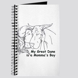 C Love Momma's Boy Journal
