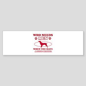 Funny Field Spaniel mommy designs Sticker (Bumper)