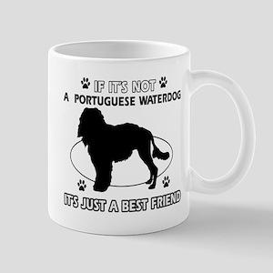 Portuguese Water Dog designs Mug