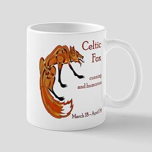 Celtic Fox Mug