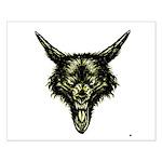 wolf Poster Design