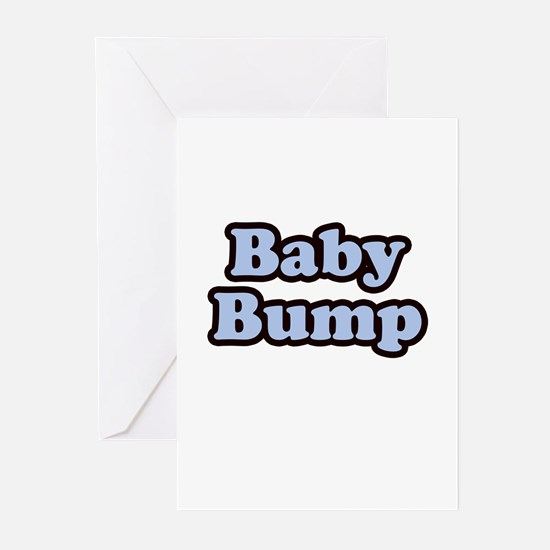 Baby Bump Greeting Cards (Pk of 10)