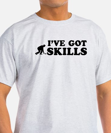 Lawnbowl got skills designs T-Shirt