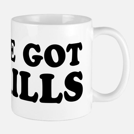 Lawnbowl got skills designs Mug