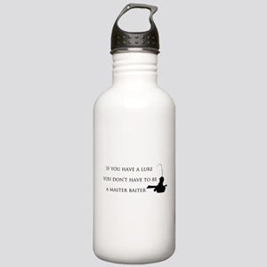 Master baiter Stainless Water Bottle 1.0L