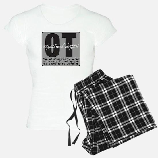 OT/Occupational Therapist Pajamas