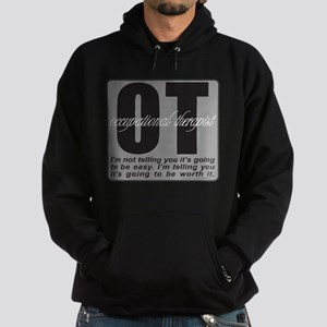 OT/Occupational Therapist Hoodie (dark)