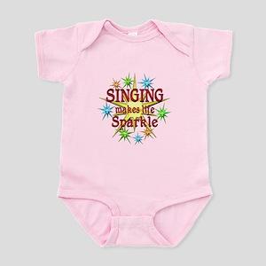 Singing Sparkles Infant Bodysuit