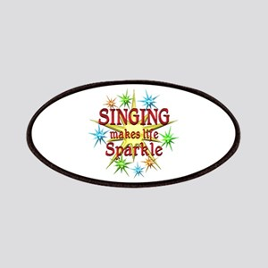 Singing Sparkles Patches