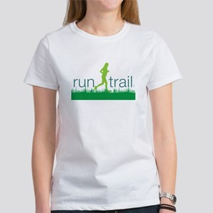 Run Trail Ladies T-Shirt